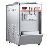 Chinaneue kommerzielle weiche Serve-Eiscreme, die Maschine herstellt