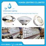 Luz subacuática de IP68 12V RGB del color PAR56 LED de la lámpara multi impermeable de la piscina con teledirigido