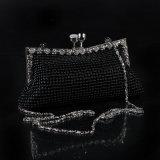 묘안석 다이아몬드 연회 포장 신부 부대 형식 나이트 클럽 어깨에 매는 가방을%s 가진 한국어