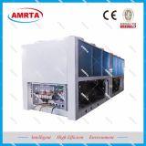 Ar para molhar o condicionador de ar do refrigerador do parafuso