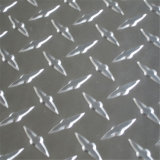 Plaque en aluminium à damier d'alimentation de 1060, 1070, 5754, 6061
