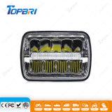 5*7pouces LED 45W auto voiture pour le camion de l'Excavateur de lampe de travail