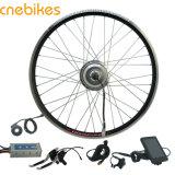 전기 자전거를 위한 정면과 후방 허브 모터 변환 장비