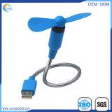 Twist port USB Mini ventilateur électrique avec la CE RoHS FCC