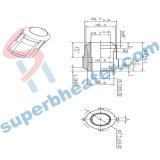 Запасные части для типа трубчатых машин Csm завалки подогревателя