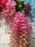 Alta qualità del circuito di collegamento naturale delle piante artificiali con i fiori Westeria
