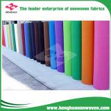 Tela no tejida Tela ningún Tejida hecho de la materia textil de Spunbond del polipropileno del 100 por ciento