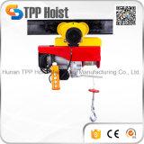 Электрическая лебедка 300kg Hgs-B веревочки провода монорельса высокого качества миниая для сбывания