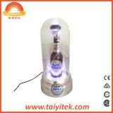 Lámpara de escritorio creativa de la suposición de la lámpara de vector de la bola de cristal del plasma del LED