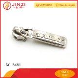 Jinziの工場新製品の金属のジッパーのスライダおよび引き手
