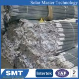 Высокое качество соединения на массу панели солнечной энергии на монтажный кронштейн