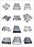 Bagagli universali del cestino della cremagliera di tetto dell'alluminio