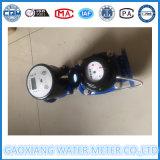 Aufgeteilter Typ frankiertes Wasser-Messinstrument mit elektrisch gebetriebenem Ventil