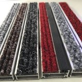Couvre-tapis industriels durables modernes d'étage de maillon de chaînes d'acier inoxydable