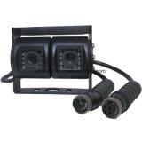 Camera van de Auto van de Lens van gelijkstroom 12V de Dubbele voor het Achter Bekijken