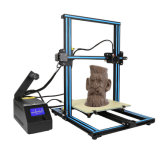 Più grande stampante del tavolo DIY 3D di formato FDM di stampa con il formato 500X500X500mm di configurazione