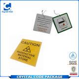 Les mesures de sécurité estampées personnalisées ignifugent des étiquettes de Stivkers
