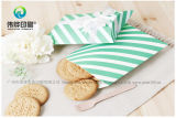 Переработанных подушка форму Cookies бумаги пакет подарков на Новый год .