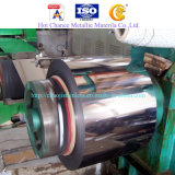 ASTM201, 304, bobina del acero inoxidable 316 y tira