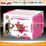 처분할 수 있는 Use Anion 숙녀 위생 냅킨, 중국에 있는 위생 패드 제조자