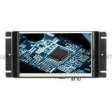 7 LCD van het Frame van de duim Open Vertoning met 4-draad Weerstand biedende Aanraking