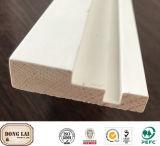 Baseboard conçu neuf de pin de Radiata