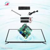 Neuer 38.5inch 4K UHD WiFi intelligenter LED Fernsehapparat SKD (ZYY-DLED-TP. HV530. PC821)