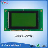 LCD van de MAÏSKOLF van de Matrijs van de PUNT van Syb128X64 A3V12 Grafische Module12864 Vertoning