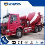 De Vrachtwagen van de Concrete Mixer van Sinotruk HOWO 6X4
