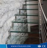 La lastra di vetro bassa/finestra/vetro modellato di vetro/di E/ha temperato il vetro riflettente