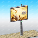 Outdoor Display Back Light Scrolling Billboards