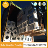 8mの10m高さポーランド人が付いている太陽LEDの街灯