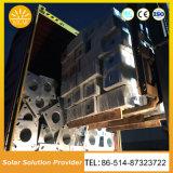 iluminación solar solar de montaje de las luces de calle de la altura de los 8m9m10m LED