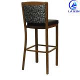 現代棒家具快適なファブリック棒椅子