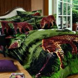 ホーム使用および大人の年齢別グループ3Dプリント寝具セット