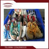 Segeltuch-Sport verwendete Schuhe