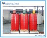 Appareillage électrique transformateur d'alimentation sec de 3 phases petit