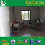 Aislamiento barato casa prefabricada para oficina temporal en el sudeste de Asia