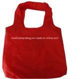 Рециркулируйте мешок полиэфира, дешевый изготовленный на заказ логос напечатанная хозяйственная сумка