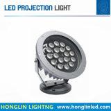Riflettore esterno dell'indicatore luminoso del giardino di illuminazione 9W IP65 LED di paesaggio