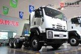 De Vrachtwagen van de Tractor van de Vrachtwagen van China Isuzu 6X4
