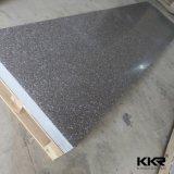 Superficie solida acrilica della decorazione interna delle mattonelle della parete
