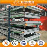De beste Verkopende die Gordijngevel van het Aluminium In Foshan wordt gemaakt