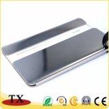 O design mais barato em alumínio anodizado Personalizado Tags de bagagem a granel