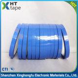Nastro protettivo solare dell'animale domestico blu a temperatura elevata per la vernice dell'automobile
