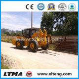 Chinesischer neuer 16 Tonnen-Gabelstapler-Rad-Ladevorrichtungs-Preis