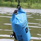 Outdoor Custom 5L'océan bleu Tarpualin PVC étanche Pack sac à sec