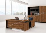 L 모양 현대 간단한 사무실 목제 가구 Excutive 사무실 책상 (BL-GYD1881)