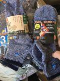 Preiswerte der Preis-Massenaktien-Waren-Inhalt-Frauen-und Männer Socken