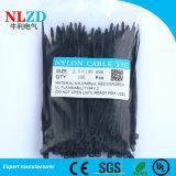 "4 de "" plastic nylon band verpakt 2.5X100mm 18lbs 100PCS/pack"